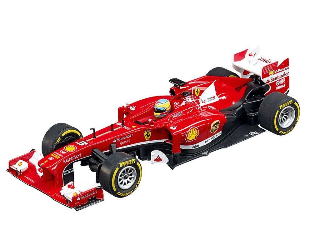 Ferrari F138  Fernando  Alonso, no.3 (Vista 1)