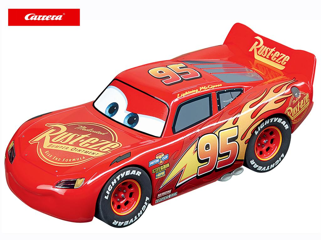 Disney Pixar Cars 3 - Lightning McQueen (Vista 1)