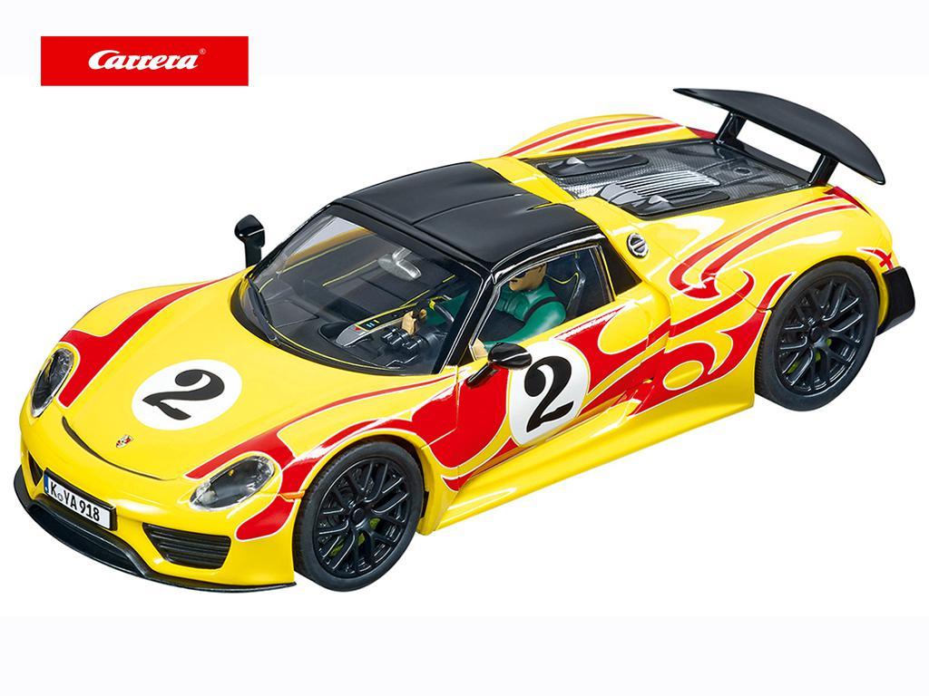 Porsche 918 Spyder (Vista 1)
