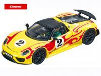 Porsche 918 Spyder (Vista 2)