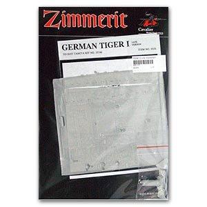 Zimmerit para Tiger I Final - Ref.: CAVA-0101