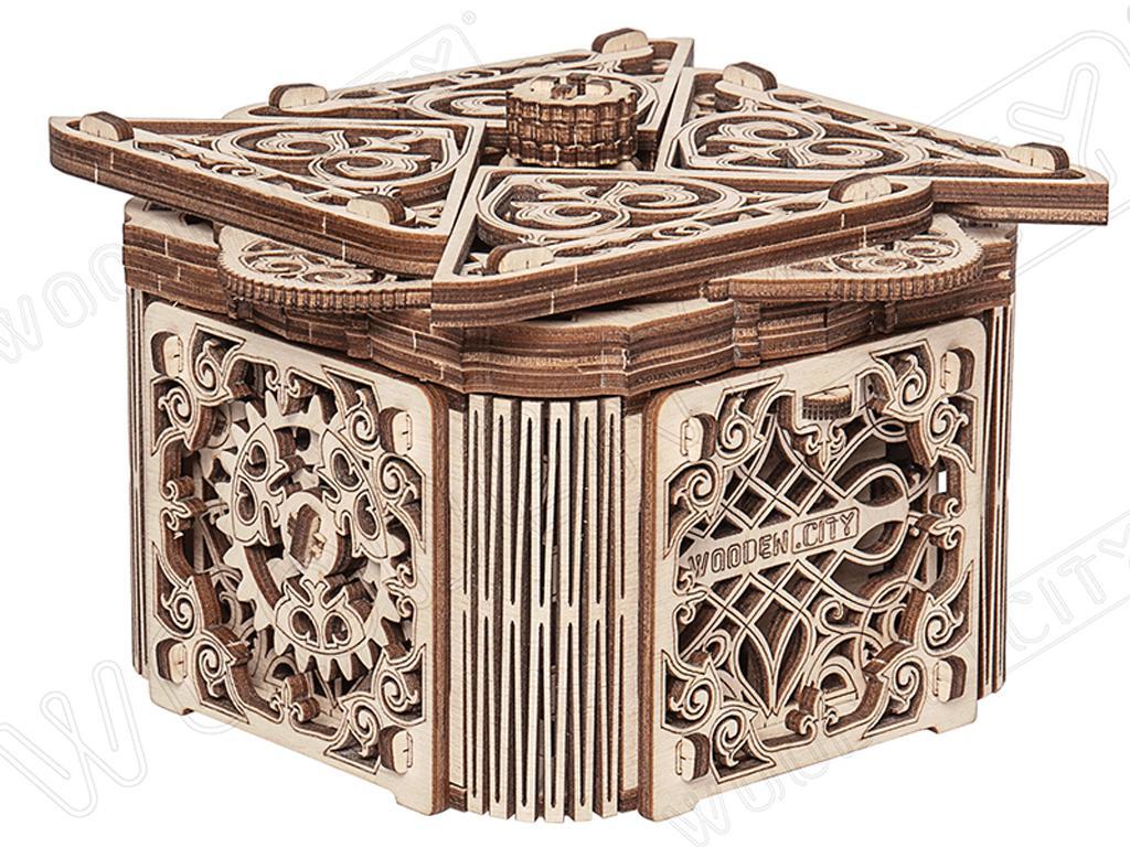 Caja misteriosa  (Vista 3)