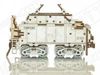 Express & Tender with Rails scale  (Vista 14)