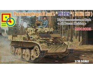 "Panzerkampfwagen II Ausf.L ""Luchs"" (Sdkf  (Vista 1)"