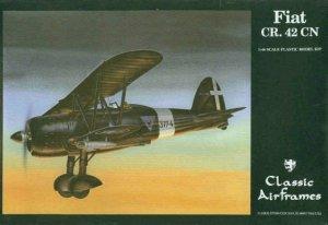 Fiat Cr.42 CN  (Vista 1)