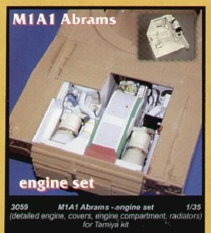 M1A1 Motor  (Vista 1)