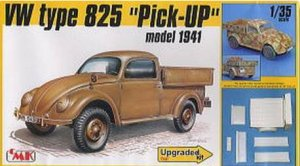 Volkswagen Typ 825 Pick Up  (Vista 1)