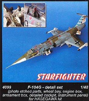 F-104G detail set  (Vista 1)