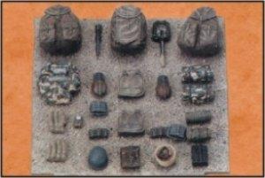Equipo Infanteria Alemana Set 3  (Vista 1)