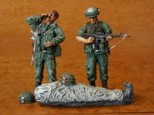 U.S. Marines Vietnam   (Vista 1)