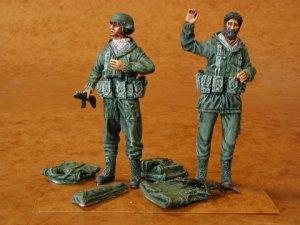 Israeli Paratroopers  (Vista 1)