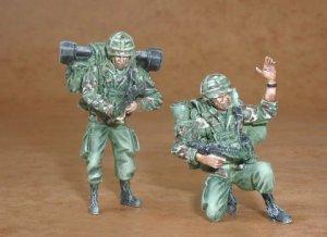 Soldados Britanicos Modernos II  (Vista 1)