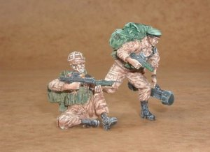 Soldados Britanicos Guerra Iraq  (Vista 1)