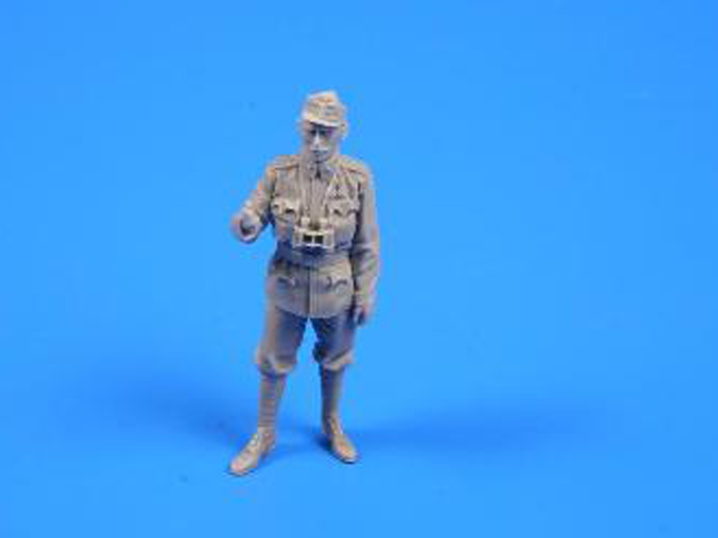 Austro-Hungarian Officer 1916/18  (Vista 1)