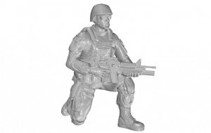US Army Infantry Squad 2nd Division for   (Vista 1)