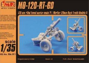 MO-120-RT-61 Mortar 120mm  (Vista 1)