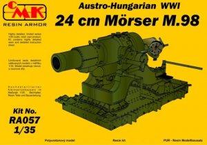 24cm Mörser M.98  (Vista 1)