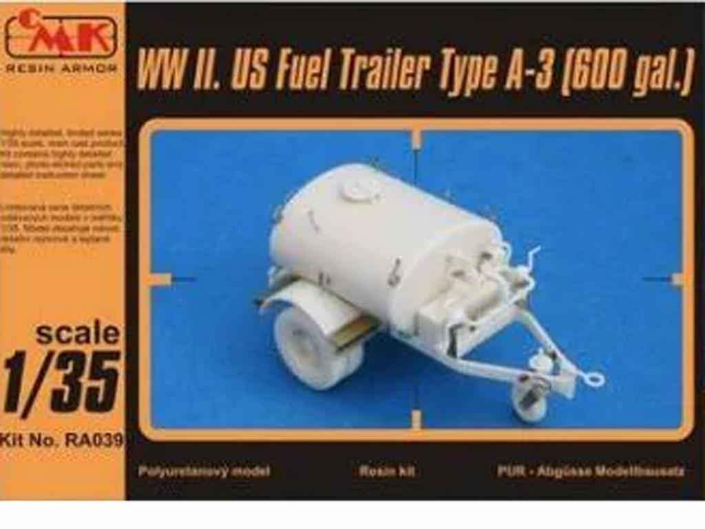 Fuel Trailer Type A-3 (Vista 1)