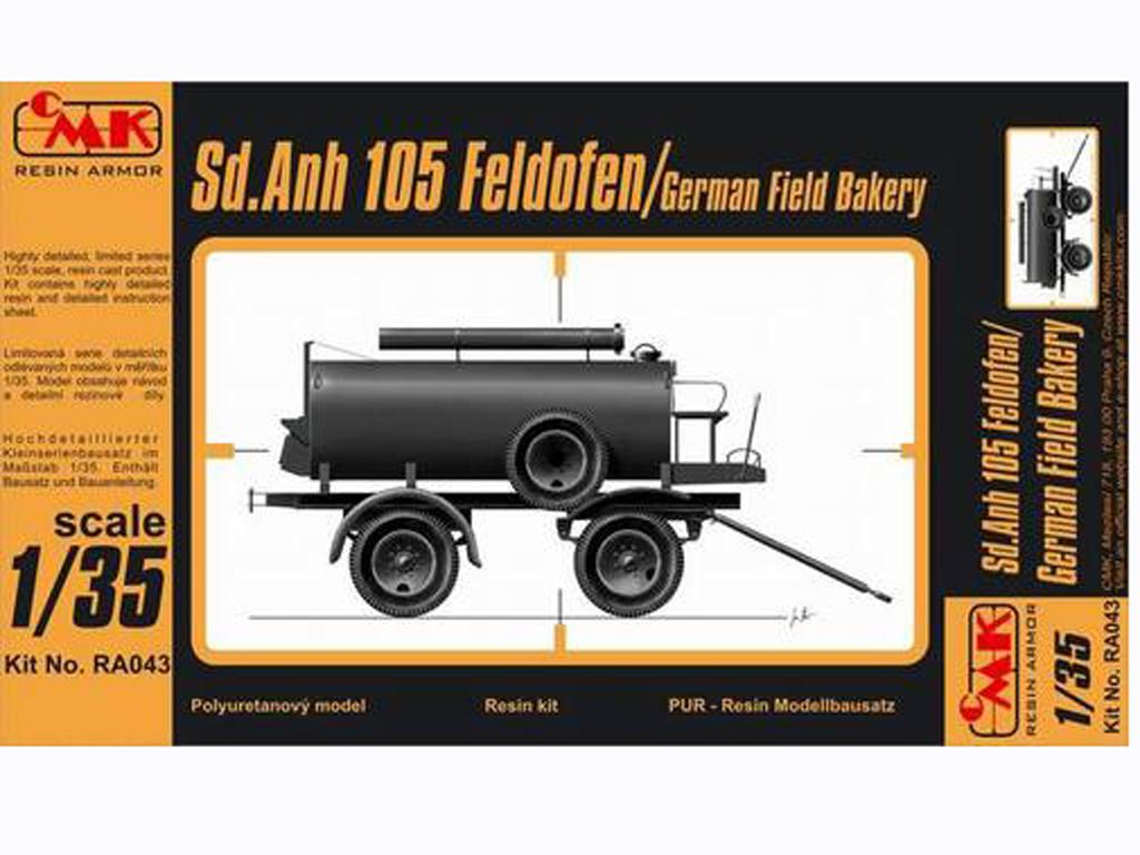 Sd.Anh. 105 German Field Bakery (Vista 1)