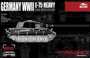 E-75 Heavy Tank with 88 Gun  (Vista 1)