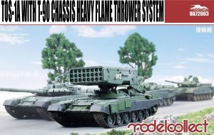 TOS-1A with T-90 Chassis Heavy Flame Thr  (Vista 1)
