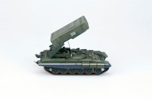 TOS-1A with T-90 Chassis Heavy Flame Thr  (Vista 4)