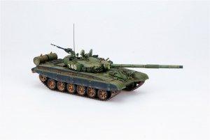 T-72A Main battle tank  (Vista 2)