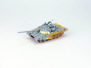 Russian T-72B2 Rogatka Main Battle Tank  (Vista 2)