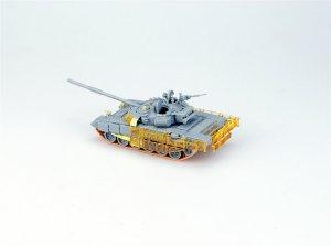Russian T-72B2 Rogatka Main Battle Tank  (Vista 3)