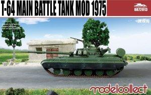 T-64 main battle tank model 1975  (Vista 1)