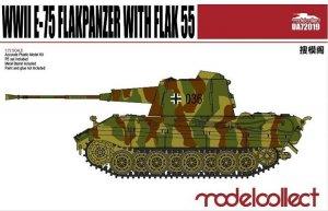 E-75 Flakpanzer with FLAK 55  (Vista 1)