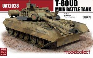 T-80UD Main Battle Tank  (Vista 1)