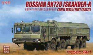 Russian 9K720 Iskander-k cruise missile   (Vista 1)