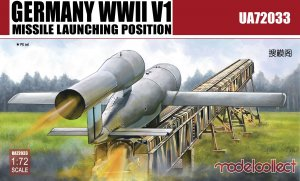 V1 Missile launching position 1+1  (Vista 1)