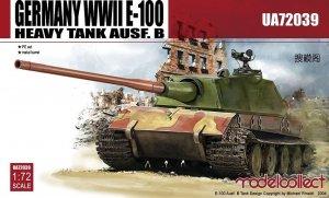 E-100 Heavy Tank Ausf. B tank  (Vista 1)