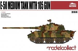 E-50 Medium Tank with 105 gun  (Vista 1)