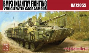 BMP3 Infantry Fighting Vehicle With Cage  (Vista 1)