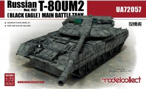 T-80UM2 (Black eagle) Main Battle Tank  (Vista 1)
