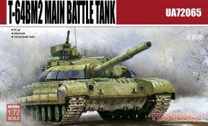 T-64BM2 Main Battle Tank  (Vista 1)
