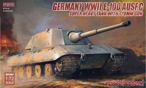 E-100 Heavy Tank Ausf.C with 128mm gun  (Vista 1)