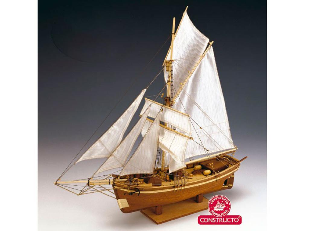 GJOA - Expedicion de Amundsen al Polo  (Vista 1)
