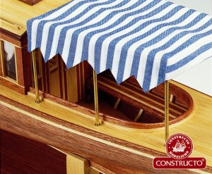 LOUISE - Barcaza del Támesis  (Vista 2)