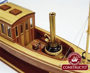LOUISE - Barcaza del Támesis  (Vista 4)