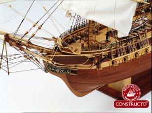 USS Constitution 1798  (Vista 3)