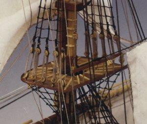 USS Constitution 1798  (Vista 5)