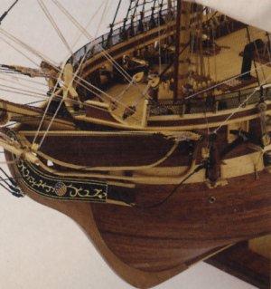 USS Constitution 1798  (Vista 6)
