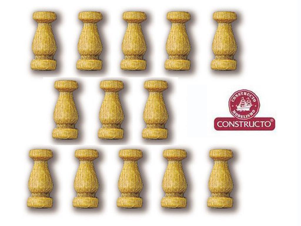 Columna Boj 6 mm  (Vista 1)