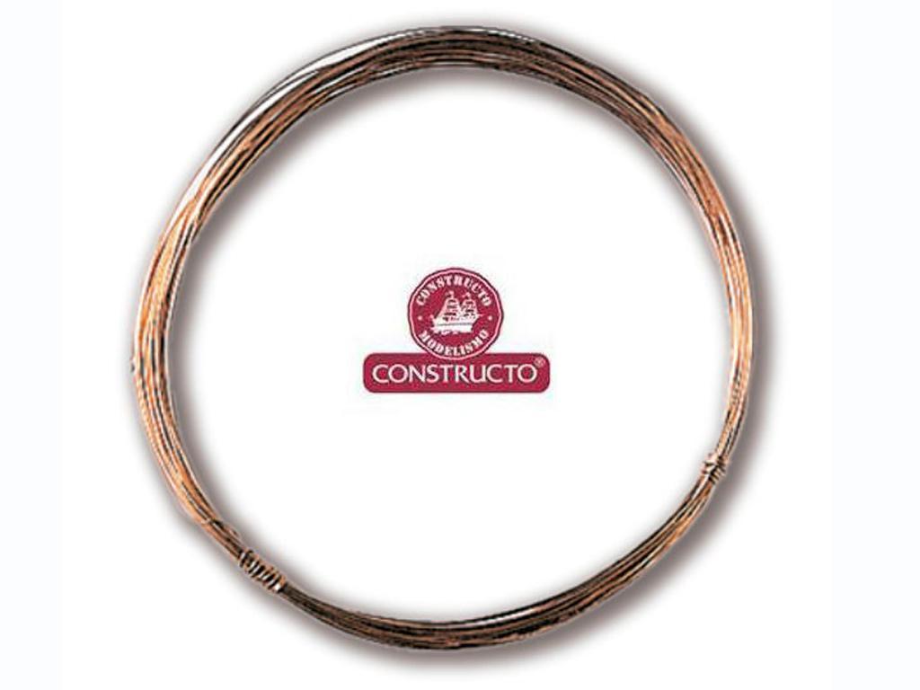 Hilo Cobre 0,25 mm  (Vista 1)