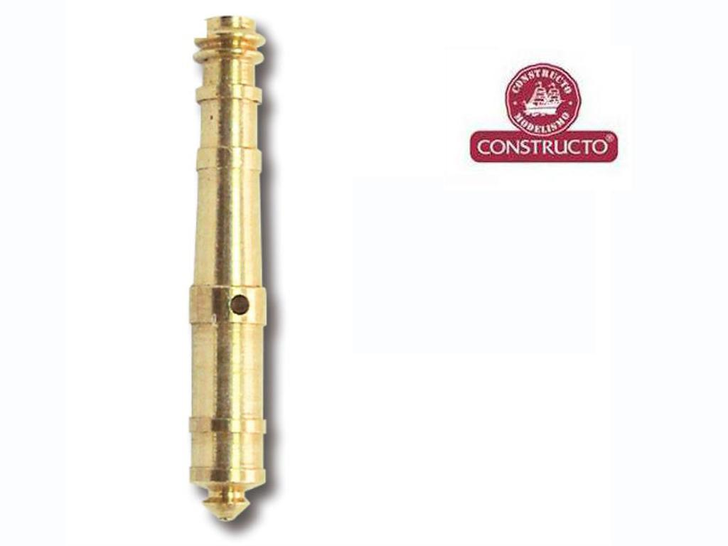 Cañon Latón 32 x 5 mm (Vista 1)