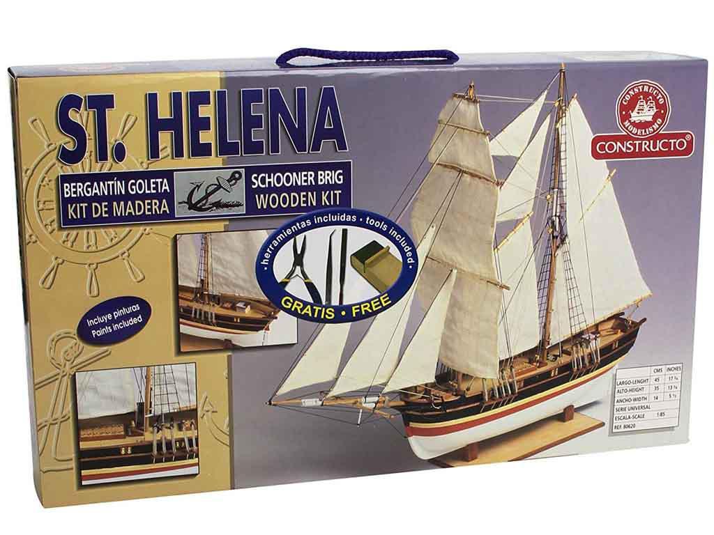 St. Helena (Vista 1)